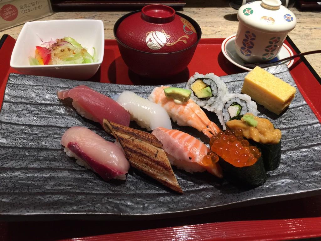 京都お寿司